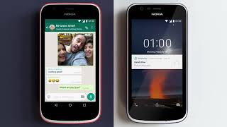 Telefon mobil Nokia 1, 8GB, 4G, DS (2018) FLANCO