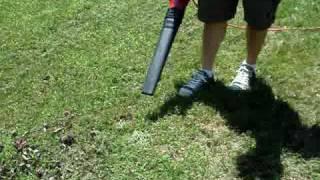 Power Sweep Toro Electric Leaf Blower