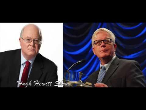 Hugh Hewitt Rips Apart Bill Donohue over Charlie Hebdo: Stop Victim-Blaming
