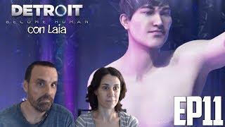 Video de SALIMOS DE NOCHE... | Detroit con Laia (Ep 11)
