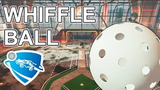 Mods & Rockets (Ep 5) - WHIFFLE BALL AKA Curveball Done RIGHT! Feat. Lethamyr.
