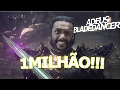Lineage 2 Revolution: 1 MILHÃO DE PODER!!! Adeus BladeDancer ESPECIAL!!! - Omega Play