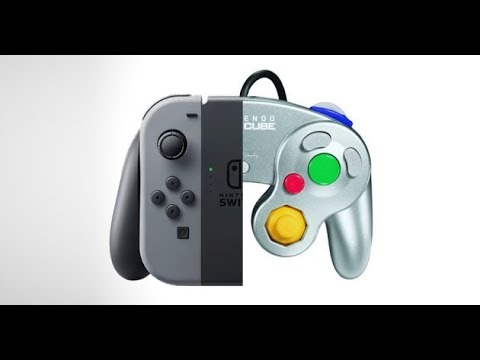 I miss analog triggers/shoulder buttons for Nintendo consoles