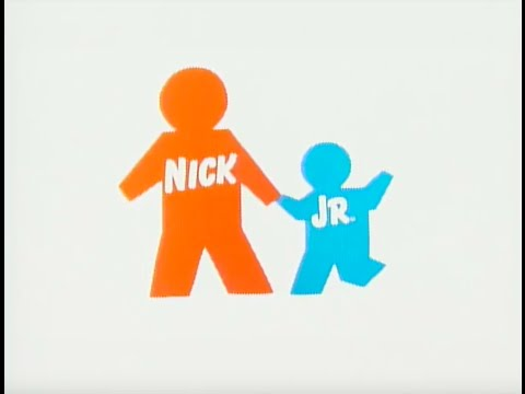 Nick Jr ID - Game of Air Catch (1993-2000)