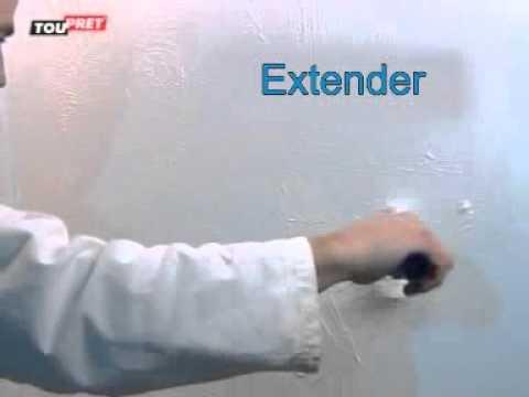 Alisar las paredes sin esfuerzo youtube - Pegamento de escayola para alisar paredes ...