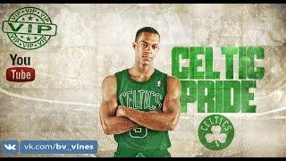Rajon Rondo - Celtic Pride