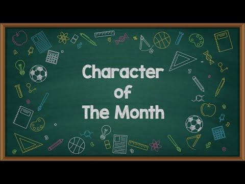 Character of The Month | Juli 2020 | Ketaatan