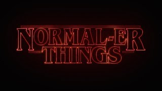 Шоу Эллен Дедженерес: Очень  нормальные дела  – трейлер - пародия | Очень странные дела | перевод