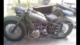 Смешные ЦЕНЫ на мотоциклы УРАЛ с консервации с пробегом 30 км