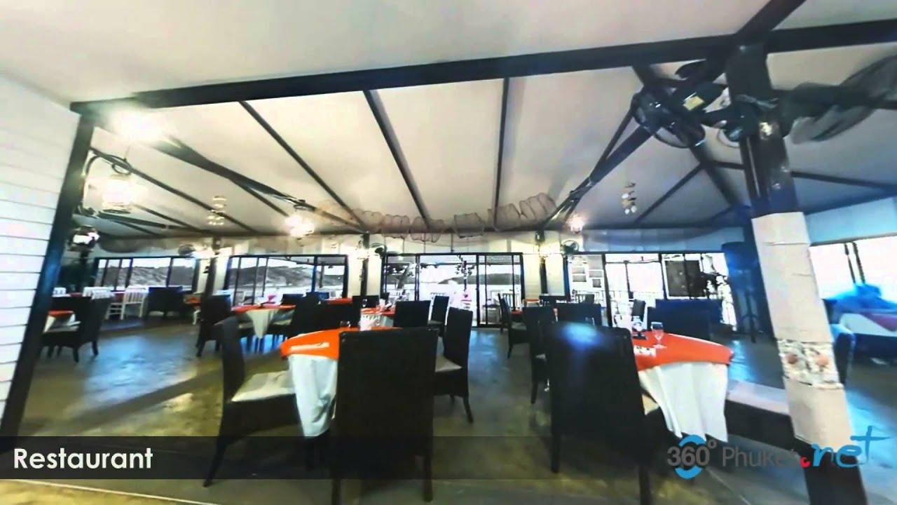 La Terrazza Sunset Lounge Bar Phuket 360