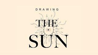【Drawing】 The sun 太陽を描いてみた!