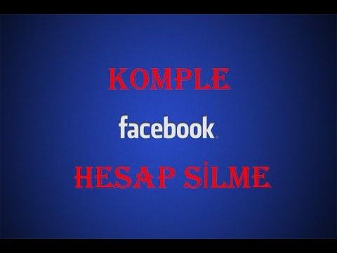 Facebook Hesap Silme (Nasıl Silinir Öğren)