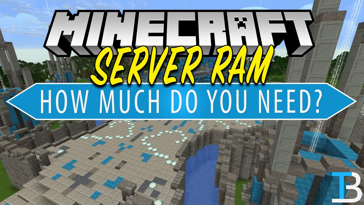 How Much RAM Do You Need for A Minecraft Server