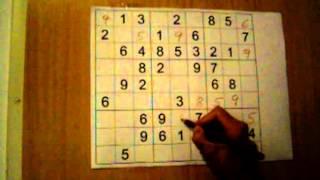 Sudoku erklären
