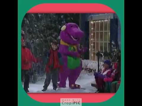 We Wish You A Merry Christmas (Barneys Night Before Christmas)