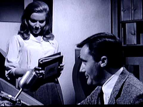""" Miss McNab "" Nice "" Secretary "" Briefing 2 / 3: "" The Man From U.N.C.L.E. """