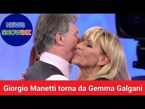 Giorgio Manetti torna da Gemma Galgani: la bomba a Uomini e Donne