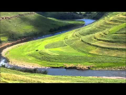 Lesotho mountain drive