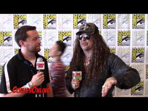 SDCC 2016: Interview with Jess Harnell (Animaniacs, Rock Sugar)