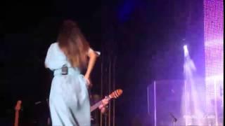 India Martínez en Sanlucar - Manuela