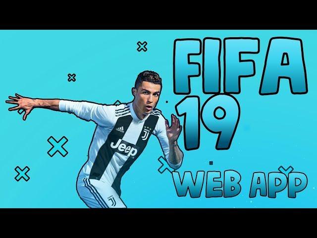FIFA 19 WEB APP - OTWIERAMY PACZKI, MAMY INFORMA W PACZCE, JAK ZARABIA?, MEGA POCZ?TEK.