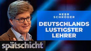 Herr Schröder: Rezo und Digital-Wahnsinn im Klassenzimmer