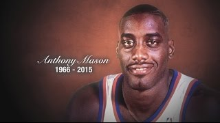 Anthony Mason Forever - Tunnel Vision HD