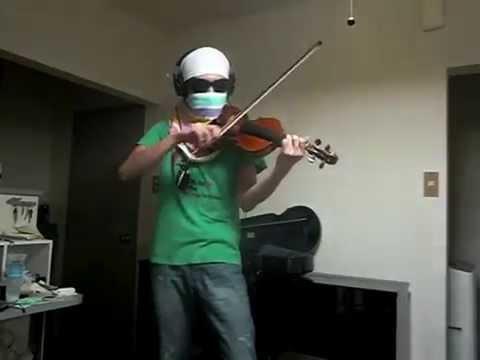 カントリーロードをヴァイオリンで弾いてみた Wisper of the Heart  Country Road violin cover