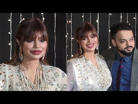 Ayesha Takia Looks Different At Priyanka Chopra Wedding Reception
