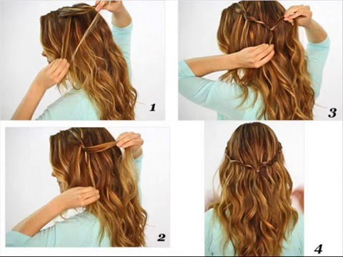 Easy Hairstyles To Do Yourself YouTube