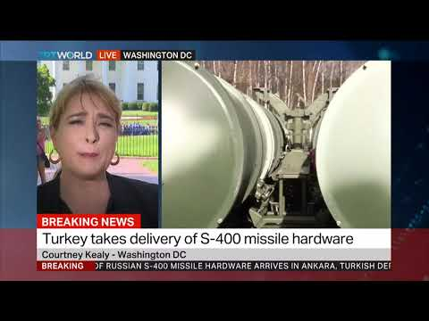 Is there a disconnection between Trump and US Congress over S-400?