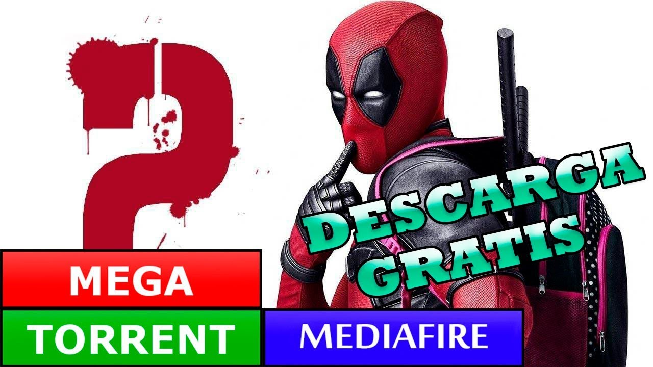 deadpool 2 hd 1080p latino torrent