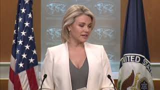 Department Press Briefing - February 20, 2018