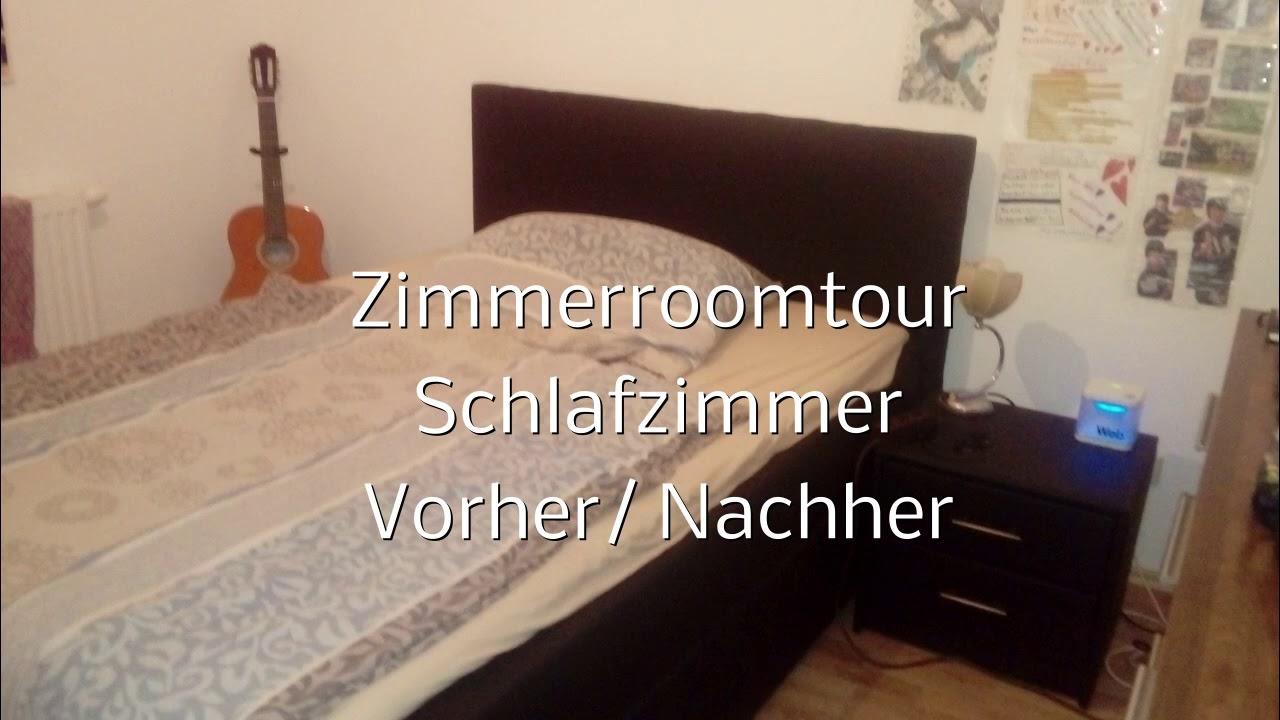 2 Zimmer Roomtour (Schlaf Und Wohnzimmer) / Tina Cappuccino