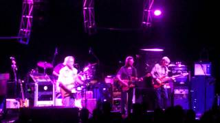 At A Siding - Terrapin Flyer - Furthur - Greek Theater - 10-5-13