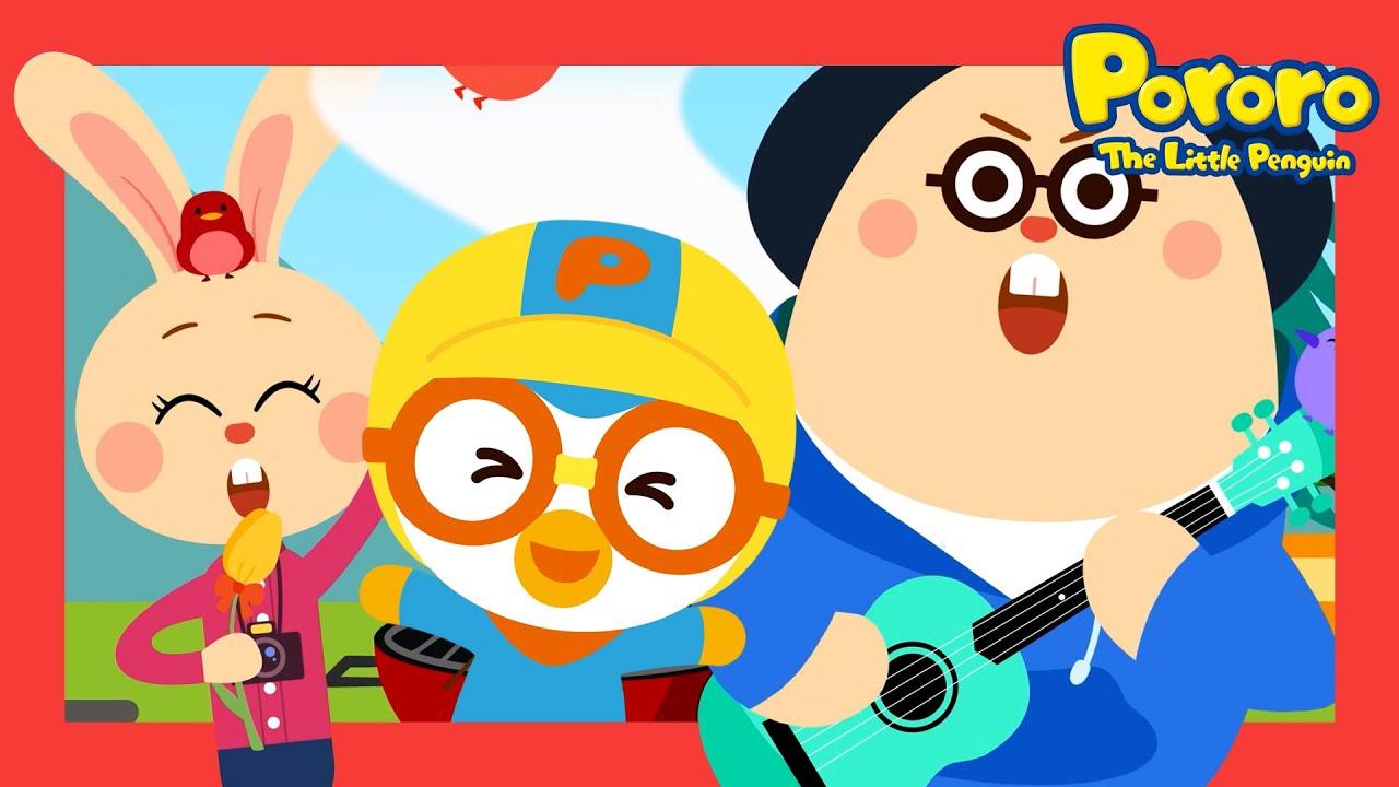 Pororo's New Classic   #3 Like it   Song for Kids   Pororo the Little Penguin