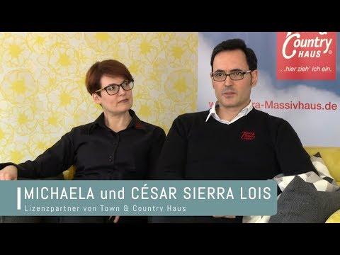 Michaela und César Sierra Lois