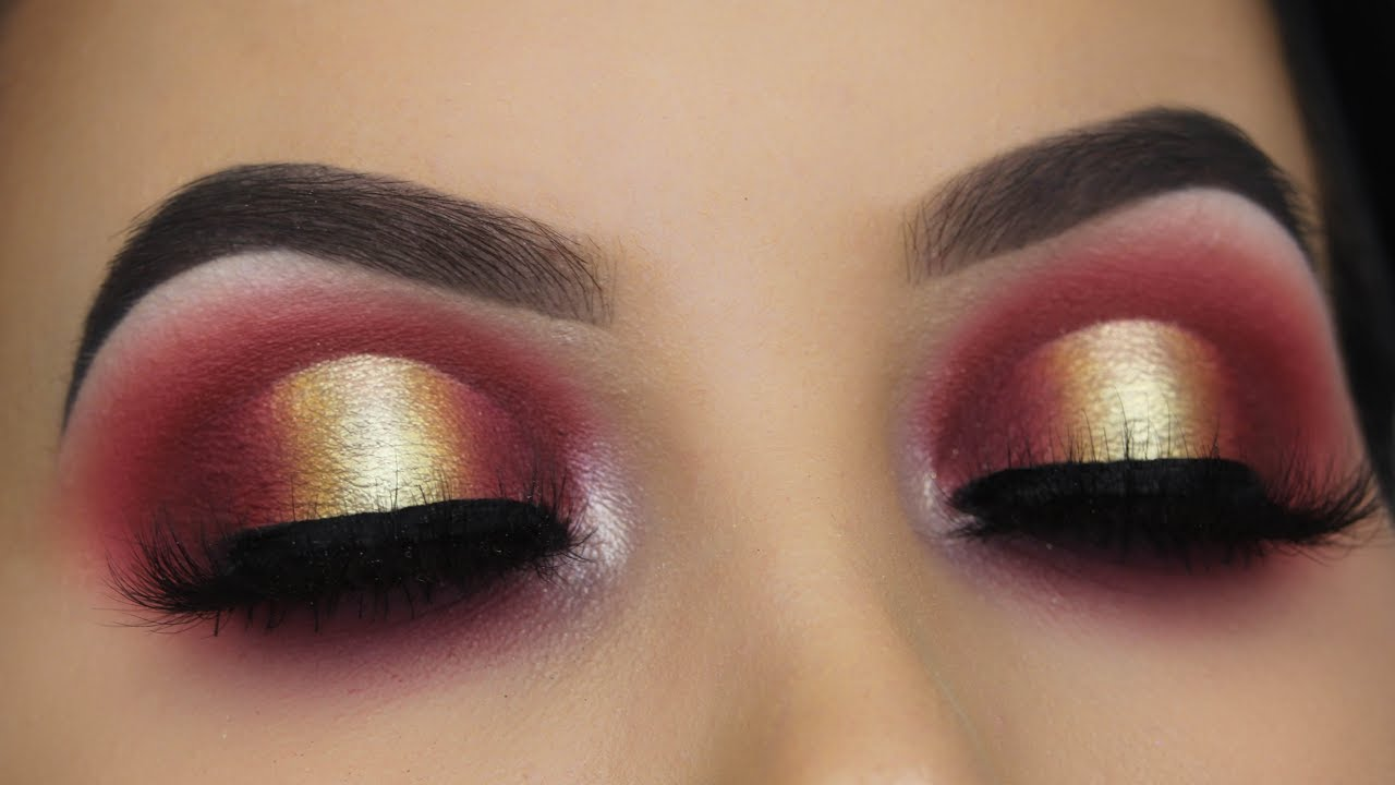 How To Halo Eye Makeup Tutorial Youtube