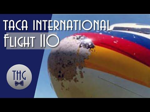 The Extraordinary Landing Of TACA International Flight 110