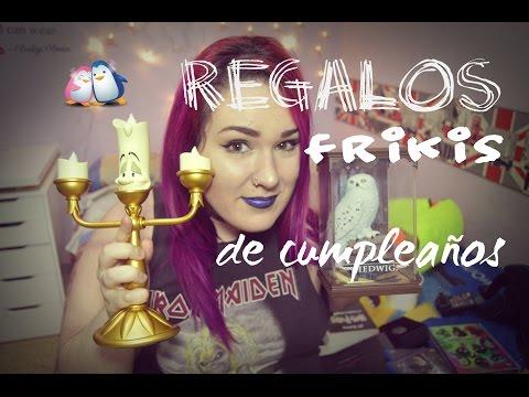 HAUL Regalos de Cumpleaños I Frikadas everywhere