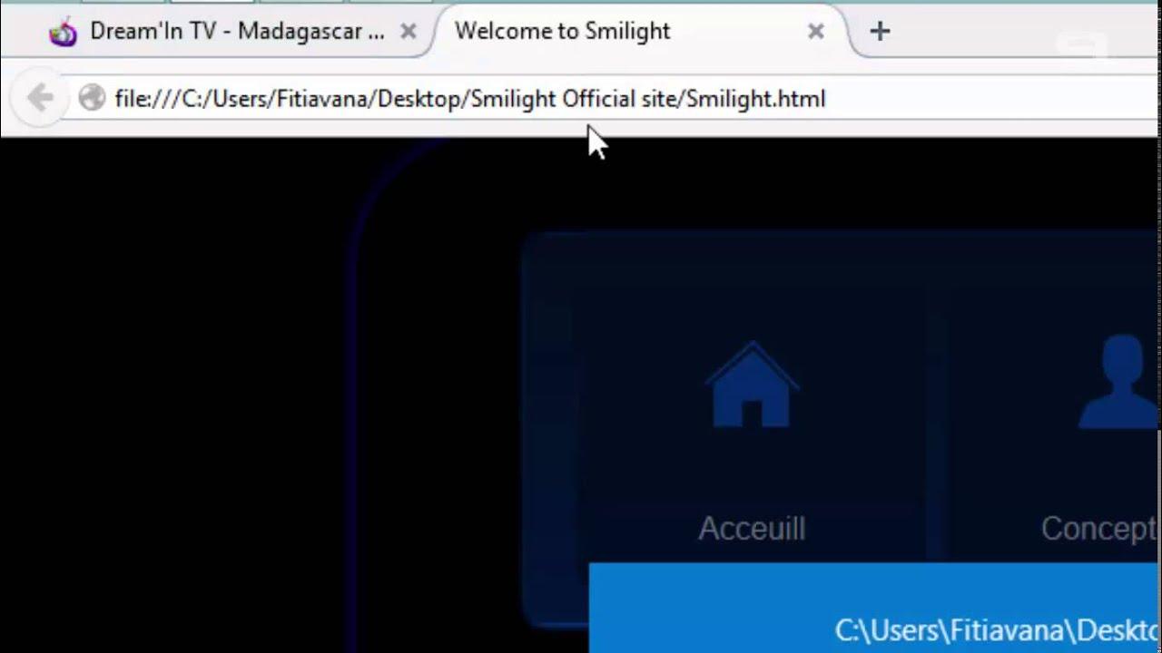 tutoriel html comment mettre un icon et titre sur un site   u00a9smilight