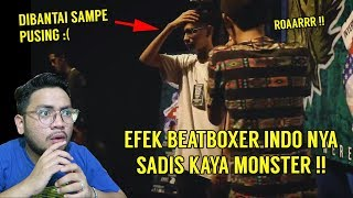 KELARR !! JUARA BEATBOX FILIPINA DI BANTAI ABIS BEATBOXER INDONESIA - SansReaction MP3