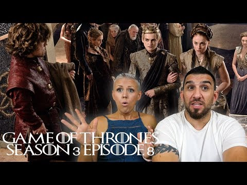 Game of Thrones Season 3 Episode 8 'Second Sons' REACTION!!