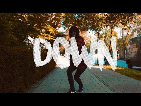 Marian Hill - Down (Jez Dior Remix) | FREESTYLE DANCE VIDEO
