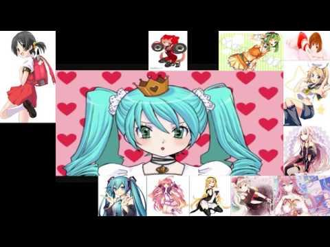 World is mine Vocaloid Chorus