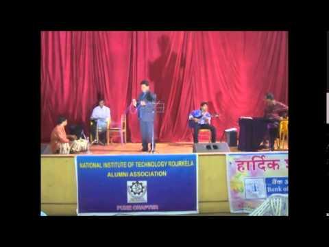 NITRAA Pune & Kalinga Kala Kendra Pune presents Musical Night 2014