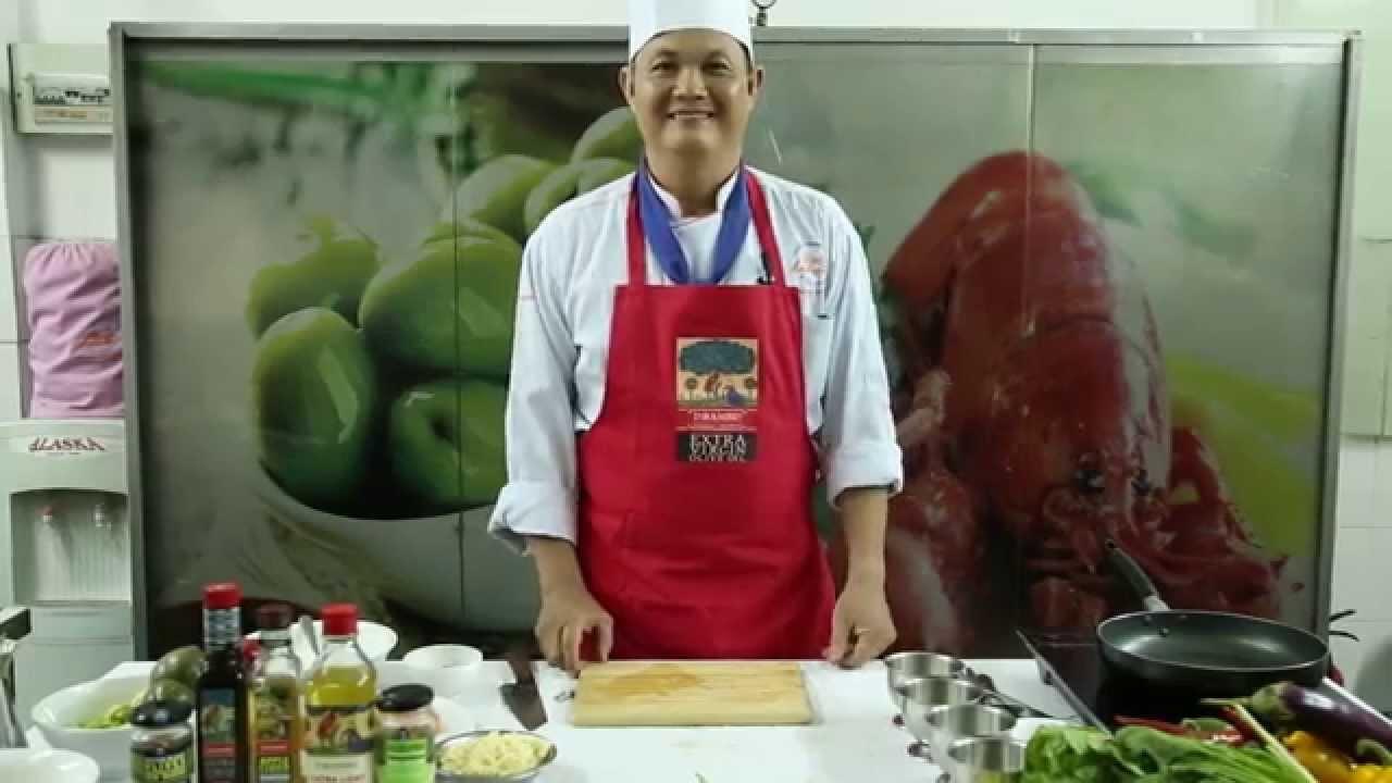 Địa chỉ học nấu ăn tại Tp.HCM