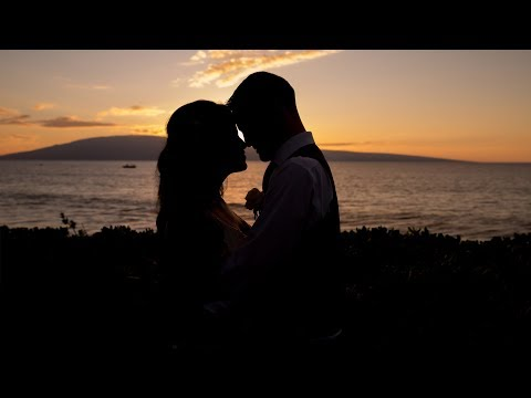 😭😭Father Daughter first look will melt you! Kaanapali Beach Hotel Wedding, Maui Wedding Video