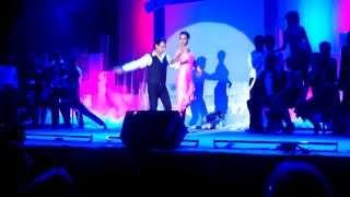 Tango and Salsa Performance by Jeffrey Vardon