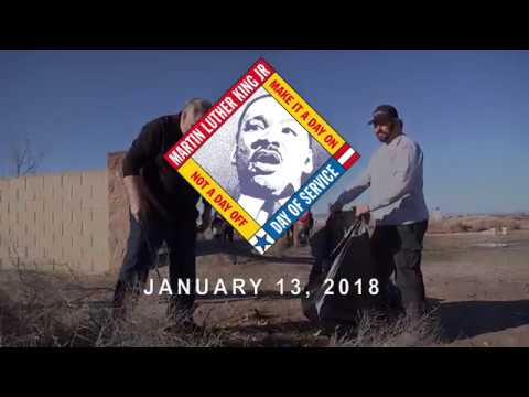 Martin Luther King, Jr  Day of Service | City of Lancaster